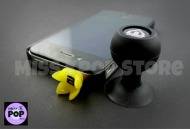 BIG BANG – Official Cell Phone Accessory Set: Earcap Plug / Stand Holder (Accesorios Celular, iPod, Iphone)