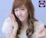 GIRLS' GENERATION (SNSD) JESSICA - Fanmade Collar Doble Anillo (Double Ring Necklace) - Jessica