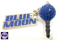 CNBLUE – Official Goods: Ear Cap [BLUE MOON 2013 CNBLUE World Tour] (Colgador para Celular)