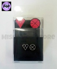 EXO – Official Goods: [XOXO] Ear Cap Set Kiss & Hug (Colgador para Celular)