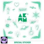 AKDONG MUSICIAN - Debut Album Vol. 1 [Play] - Special Sticker