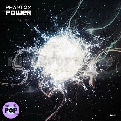 PHANTOM - Album Vol. 1 [Phantom Power] - Portada
